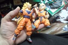 2 Loose Dragonball Z Figures
