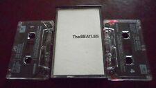 THE BEATLES - The White Album - XDR Double Cassette
