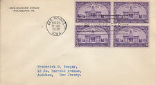 US Cover - FDC Sc # 838 (4)  - Iowa Trritorial centennial  - US 8106