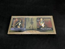 PS1 Tomb Raider I + II Edition Limitée EIDOS FRA Neuf sous Blister