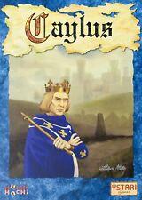 Caylus, Brettspiel, Ystari, 2-5 Spieler ab 12 Jahren