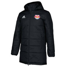 New York Red Bulls MLS Adidas Team SE Down Men's Winter Jacket - Size(M)