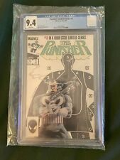 The Punisher #3 Limited Series CGC 9.4