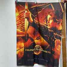 Hunger Games Catching Fire Wall Hanging Large