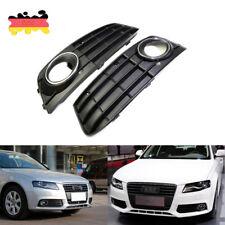 Stoßstange Gitter Abdeckung Nebelscheinwerfer LINKS + RECHTS Audi A4 B8 8K A4L