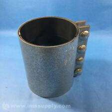 MORRIS COUPLING 6-4C-0D COMPRESSION COUPLING FOR TUBING AND PIPE USIP