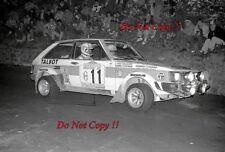 Henri Toivonen Talbot Sunbeam Lotus San Remo Rally 1981 Photograph 3