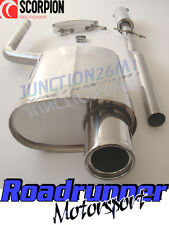 Scorpion Mini One R50 Resonated Cat-back Exhaust System SMN001