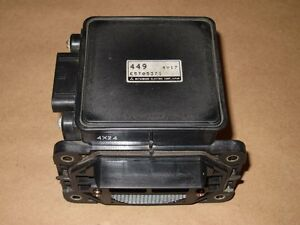 93-97 Mitsubishi Mirage 1.8 Mass Air Flow Sensor Meter MAF AFM 449
