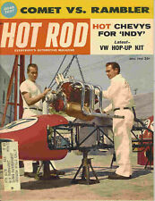 Hot Rod 1960 Jun comet rambler vw indy kart pontiac rat