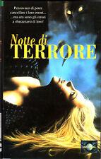 Notte di terrore (1989) VHS  CIC 1a Ed. John R. BOWEY - unica in eBay