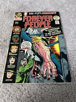 Forever People #9 Jack Kirby Art!!  Higher Grade Bronze Age Beauty!!!