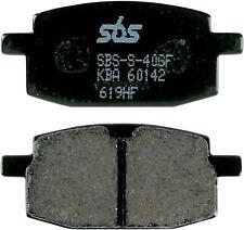 SBS BRAKE PAD SBS 619HF 619HF