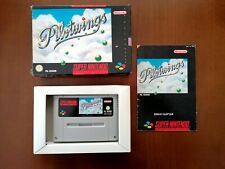 Pilotwings SNES PAL (SNSP-PW-GPS) - Complete in Box