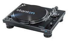 OPEN BOX - STANTON STR8-150 M2 DIRECT DRIVE TURNTABLE / Authorized DLR