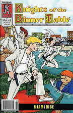 Knights of the Dinner Table #65 VF/NM; Kenzer and Company | save on shipping - d