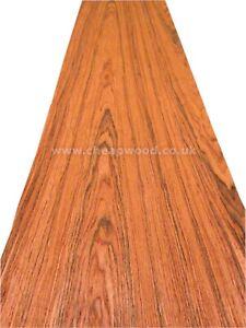 Flame Mahogany Veneer / Wood Veneer Sheet