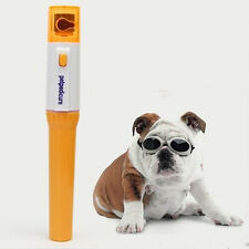 Novel Electric Nail Clipper Trimmer File Kit for Puppy Pet Dog Cat