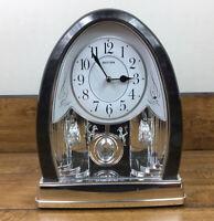 Rhythm Bells Clock Plays 6 hymns And 6 Christmas Songs