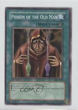 2003 Yu-Gi-Oh! Magician's Force #MFC-033 Poison of the Old Man YuGiOh Card 0c4