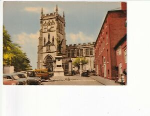 A Frith's Post Card of St. Mary's Church, Kidderminster. Worcestershire.
