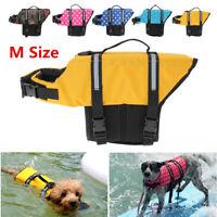Pet Dog Cat Buoyancy Aid Swimming Boating Life Jacket Safety Float Vest Saver