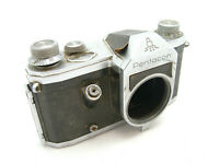 Vintage Pentacon ZI Series 35 MM Camera Body Parts Restore