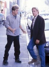 Charlie Schlatter and Barry Van Dyke UNSIGNED photo - 643 - Diagnosis Murder