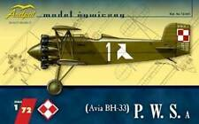 PWS A / AVIA BH 33 (POLISH AF MARKINGS) 1/72 ARDPOL (pzl)