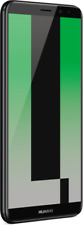 "Huawei Mate 10 lite schwarz 64GB DualSim LTE Android Smartphone 5,9""Display"
