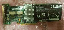 LSI  L3-25121-60A  mega RAID 9260-8i  RAID Controller mit BBU  |rc13/8