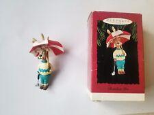 """Hallmark Keepsake Christmas ornament """"Raindeer Pro"""""""""""