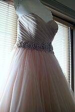 Tulle Allure Wedding Dress, Size 18, Unaltered, Corset Back ***PRICE REDUCED***