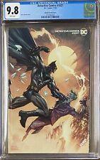 Detective Comics #1027 Silvestri Variant CGC 9.8