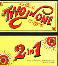 Two In One - Vintage Cigarette Rolling Papers 2 Pak Lot RARE L@@K