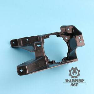 Right Black Fog Lamp DRL Light Bracket For Ford Fusion Mondeo 2013 2014 2015