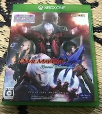 CAPCOM XBOX ONE Devil May Cry 4 Special Edition Import Japan Action Game Dante