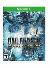 Final Fantasy Xv(15) Royal Edition (Xbox One) Brand New