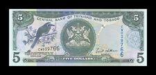 TRINIDAD & TOBAGO 5 $ DOLLAR 2006. PICK 47. SC. UNC (Uncirculated)