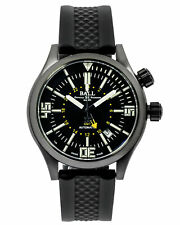 Ball Engineer Master II Diver Gmt Stainless Steel Automatic Men's Watch