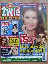 ZnG 36/2014 Isabelle Adjani,Douglas Booth,Drena De Niro,Robbie Williams,A.Jolie