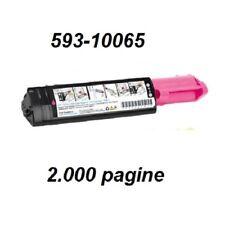 Toner Originale per DELL 593-10065 M6935 Magenta 2.000 pagine