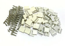 50 SET 2510 2.54mm 5Pin Male Female Connector Crimp Contact Pin PCB Board Header