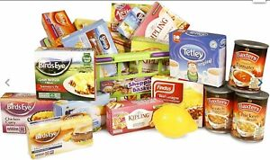 KIDS TOY SHOPPING BASKET Food Grocery Childrens Pretend Play Plastic Playset
