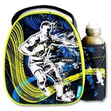 Smash Junior Premium School Lunch Box & Drinks Bottle - Rugby Player