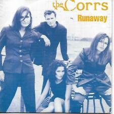 CD CARTONNE CARDSLEEVE 3 TITRES THE CORRS RUNAWAY 1995 FRANCE