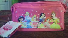 Disney PRINCESS KIDS Purse Pencil Case Make Up Bag #B