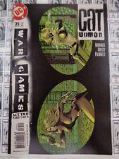 Catwoman (2002) DC - #35, War Games Act 2, Part 7, Brubaker/Gulacy, VF
