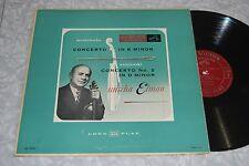 MISCHA ELMAN Mendelssohn WIeniawski CONCERTO LM-9024 LP