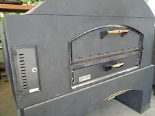 Brick Lined Pizza Oven Single Deck MB60 Marsal Bros Mfg - Used